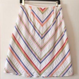 Talbots summer skirt